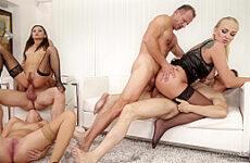 Swingers Orgies #11 Scene 1