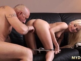 Teen ladygirl solo Horny light-haired wants to attempt someo