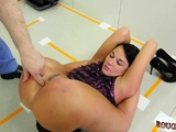 Bondage ass gaping orgasm first time Talent Ho
